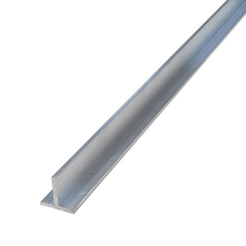 aluminium T profielen 2 mm dik